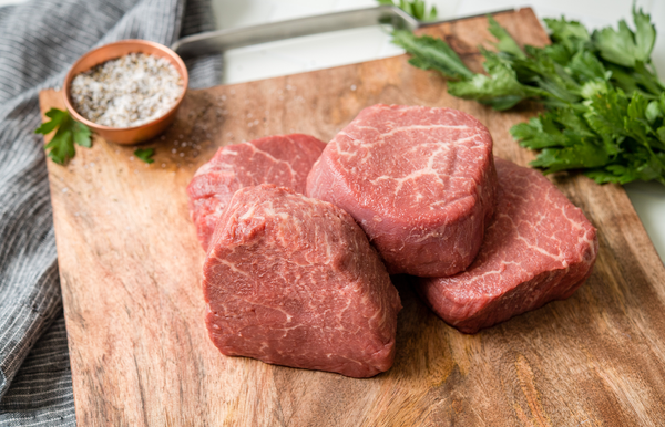 USDA Prime Angus Tenderloin Steaks | Prime Tenderloin Steaks | The Wagyu Shop