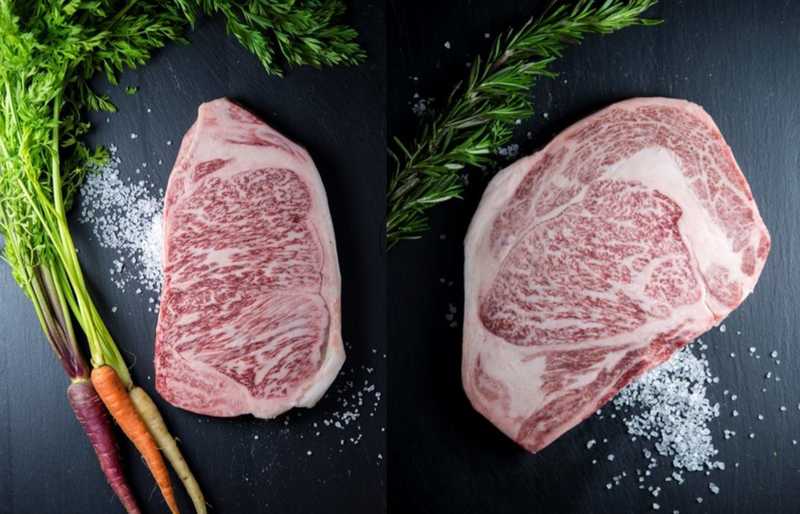 Miyazakigyu | A5 Wagyu Beef Assortment Steaks (2 pcs)