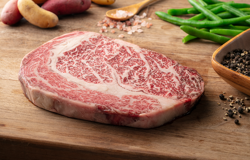 Australian Wagyu Beef Portioned Ribeye Steak