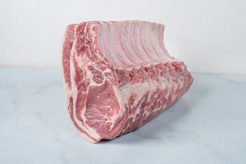 Berkshire Pork Kurobuta 8-Bone Rack