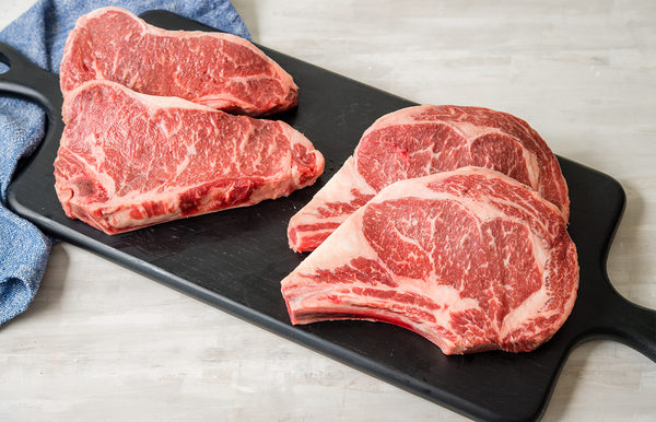 USDA Prime Angus Bone-In Package
