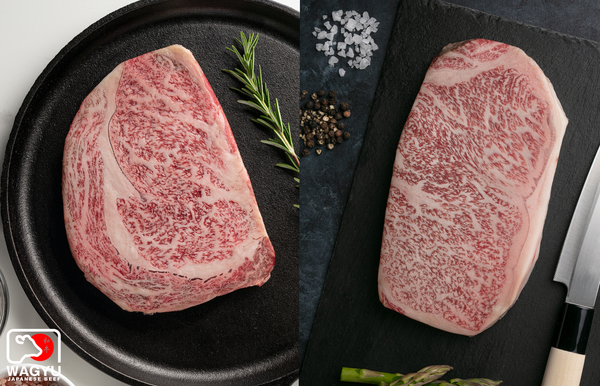 Motobu Gyu | A5 Wagyu Beef Assortment Steaks (2 pcs)