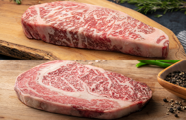 Australian Wagyu Beef Assortment Steaks (2 pcs )