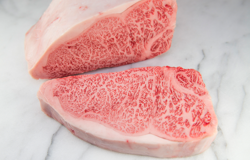 Miyazakigyu | A5 Wagyu Beef Striploin Steak (Thick Cut 1 Piece)