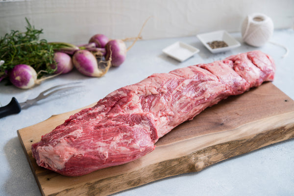 Natural American Wagyu Whole Beef Tenderloin