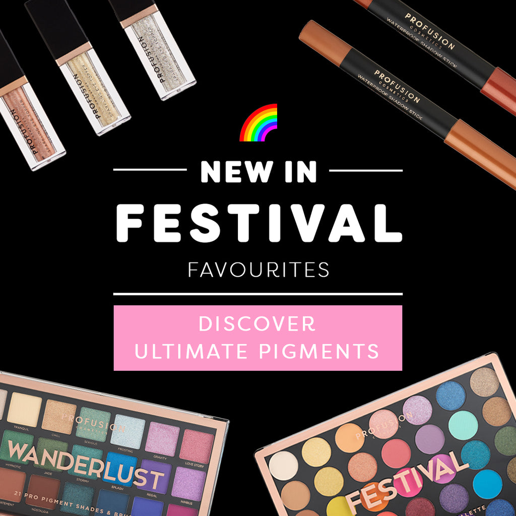 Get Your Festival Look On Fleek With Profusion