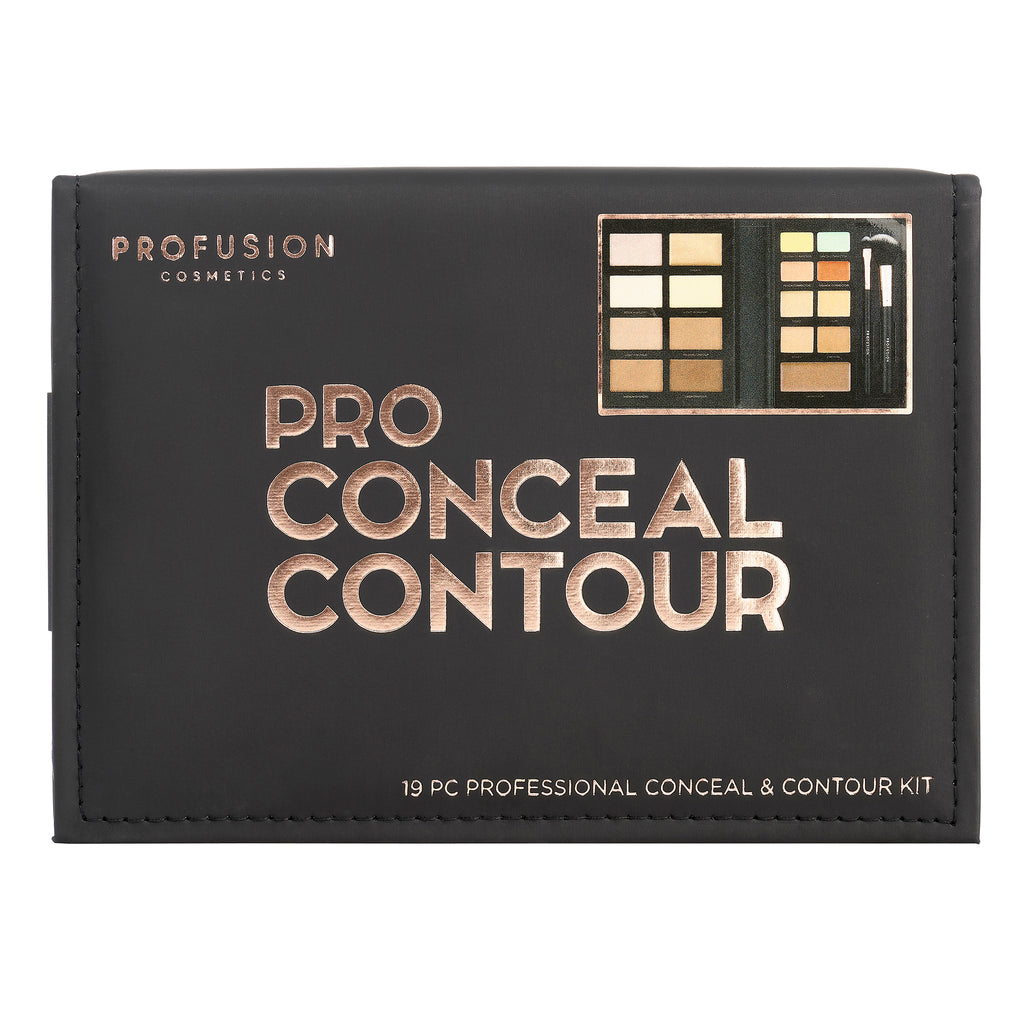 PRO CONCEAL & CONTOUR | PROFESSIONAL BEAUTY BOOK