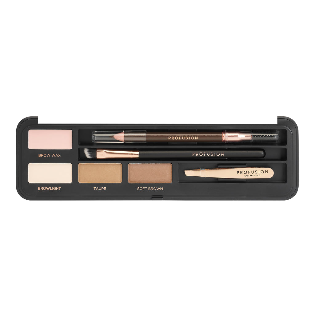 BROWS I | MAKEUP CASE
