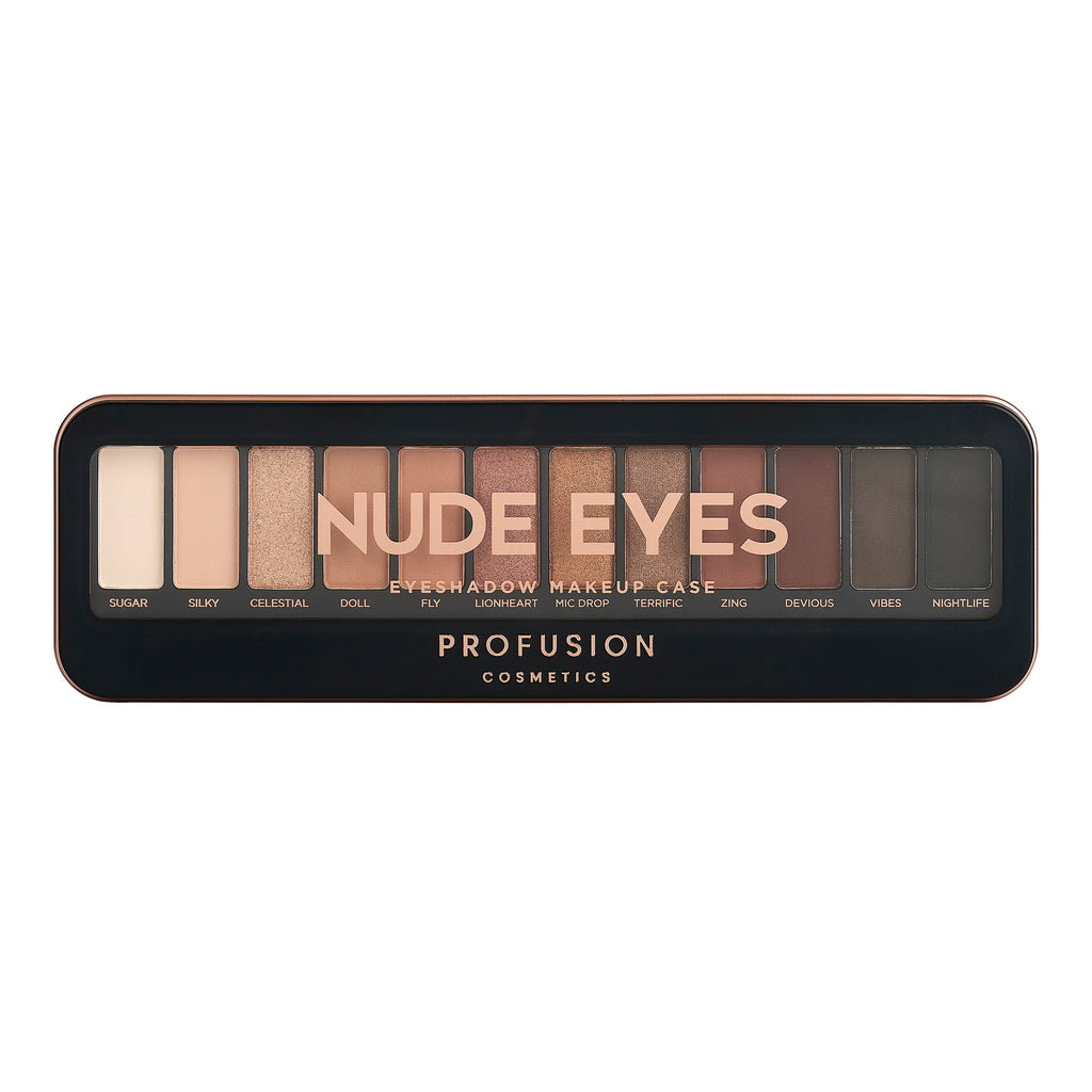 NUDE EYES | MAKEUP CASE