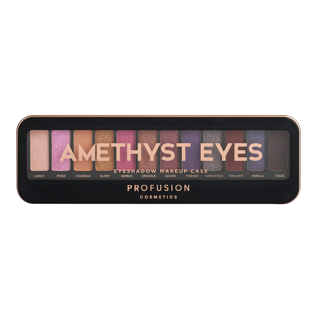 AMETHYST EYES | MAKEUP CASE