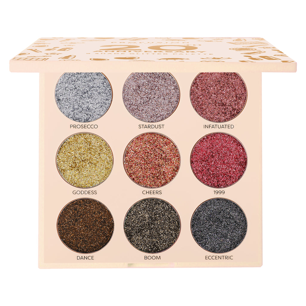 LIMITED EDITION 20th Anniversary Palette