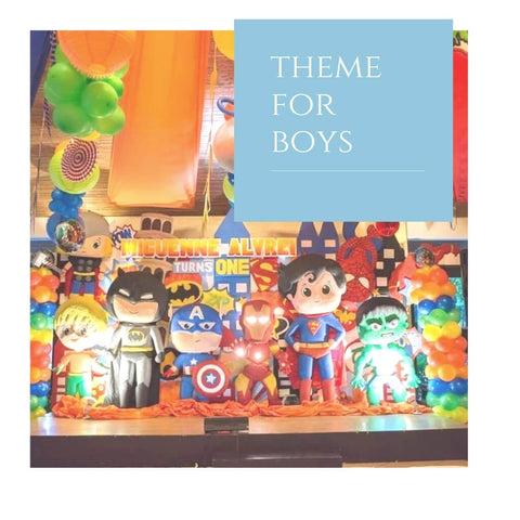 Theme for Boys