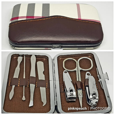 Travel Grooming Nail Care Set