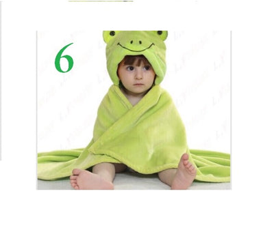 Baby & Toddler Hooded Towel