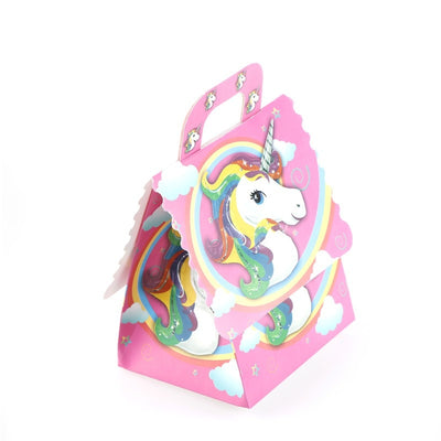 Unicorn Goodie Bags 6pcs