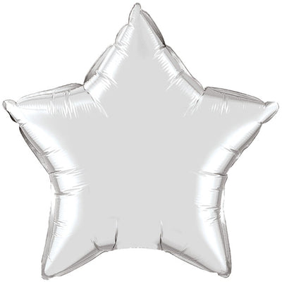 Star Mylar 10 pcs