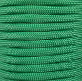 Kelly Green Paracord Detail