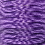 Purple Paracord Detail