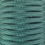 Teal Paracord Detail