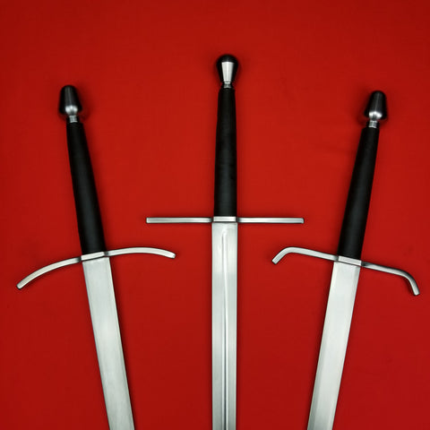 Rogue Steel Hand-and-a-Half Broadswords