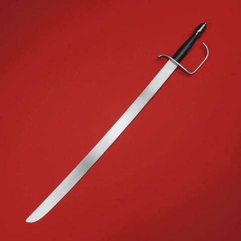 Rogue Steel Stirrup Hilt Cutlass with Aluminum Cutlass Blade