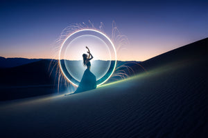 Light-painting tubes - Starter kit