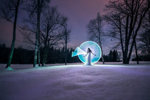Tube light-painting TRAVEL KIT