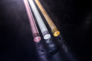 Light-painting tubes Olympic  kit - 2x3 tubes + extender