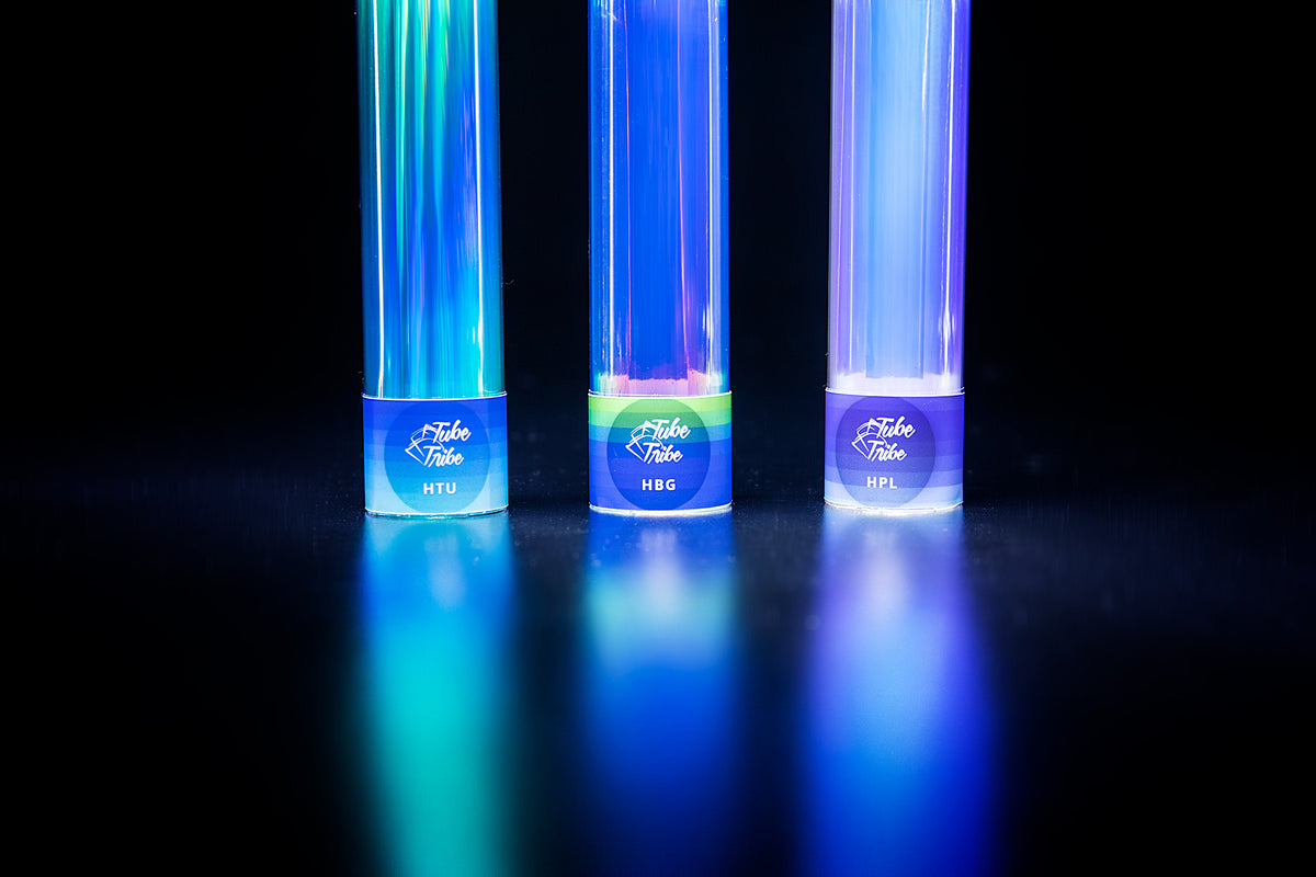 Holographic Kit 2 - 2x3 light-painting tubes