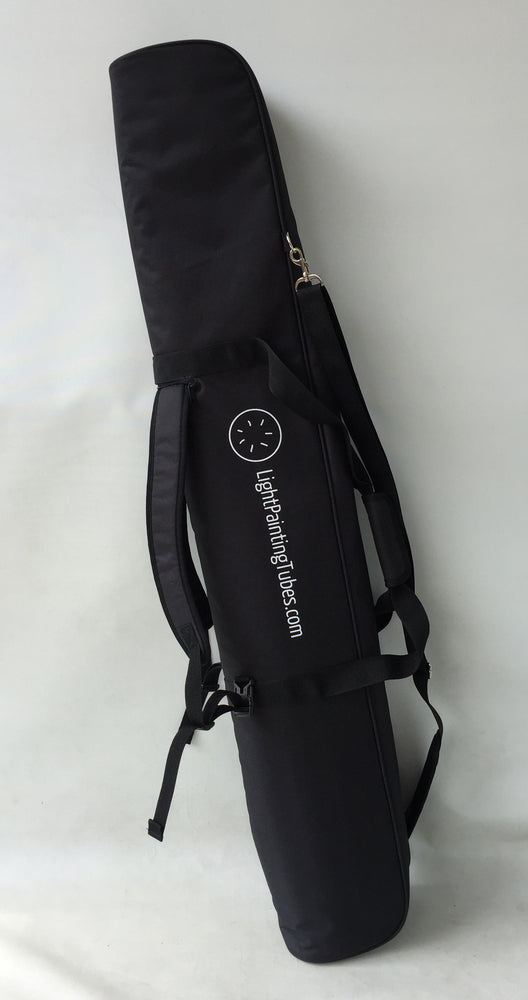 "50"" Light-painting tube bag"