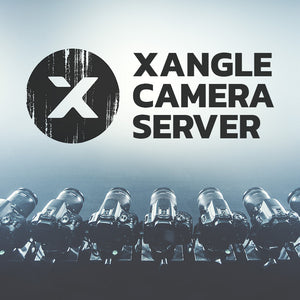 Xangle Camera Server - Bullet-time multi-camera software - EXTENDED