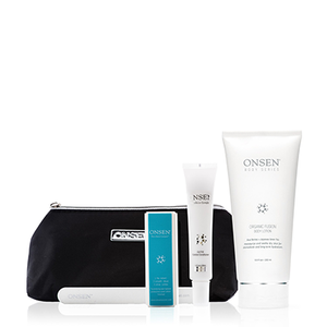Onsen, Complete Hand & Nail Care Kit