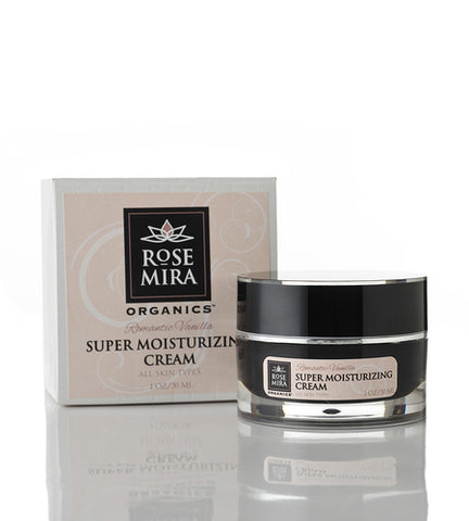 ROMANTIC VANILLA SUPER MOISTURIZING CREAM