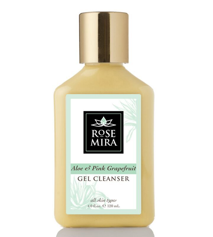 Aloe & Pink Grapefruit Gel Cleanser
