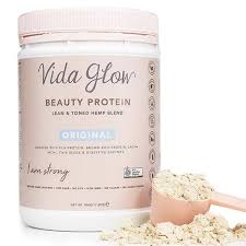 Vida Glow Beauty Protein (Chocolate, Vanilla, Original)