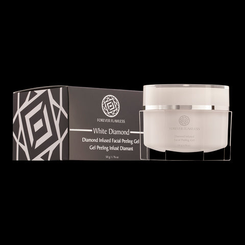 Diamond Infused Facial Peeling Gel - New & Improved Formula