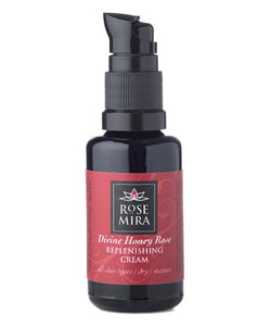DIVINE HONEY ROSE REPLENISHING CREAM