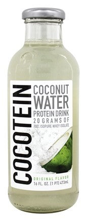 Cocotein Coconut Water - Run Republic