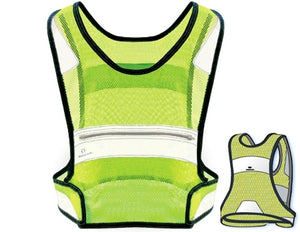 Full-Visibility Reflective Vest
