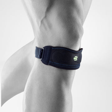 Bauerfeind Sports Knee Strap - Run Republic