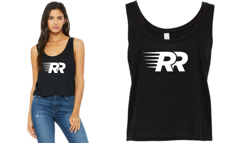 RUN REPUBLIC FLOWY BOXY TANK - Run Republic