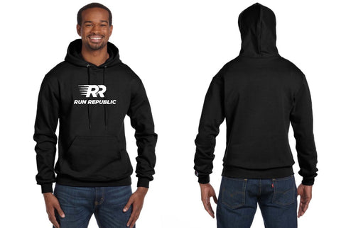 Run Republic X Champion 50/50 Hoodie - Run Republic