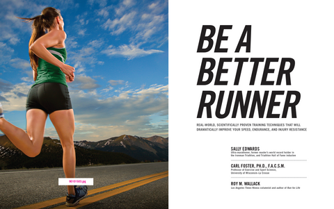 BE A BETTER RUNNER - digital download - Run Republic