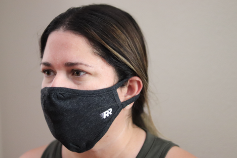Run Republic Eco Adult Face Mask - Run Republic