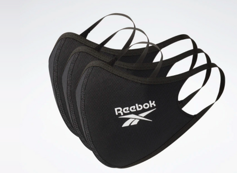 REEBOK 3-PACK FACE COVERS - Run Republic