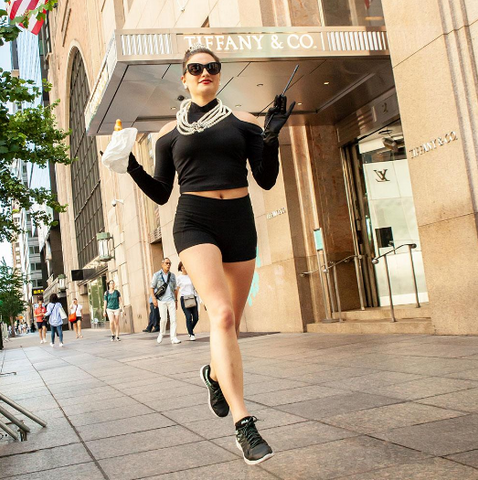 goodr Runway Breakfast Run To Tiffany's - Run Republic