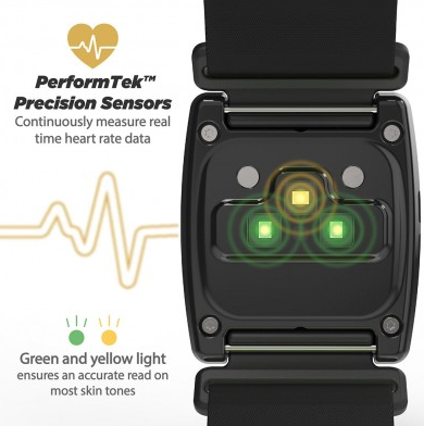 Rhythm24™ - Waterproof Armband Heart Rate Monitor