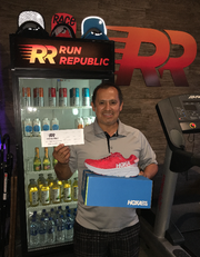 Six Month Membership PLUS FREE SHOES!  -ONLY 3 more Available - Run Republic