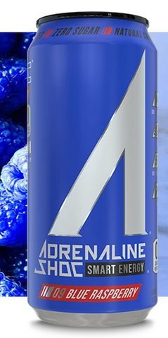 Adrenaline Shoc Smart Energy Drinks - Run Republic