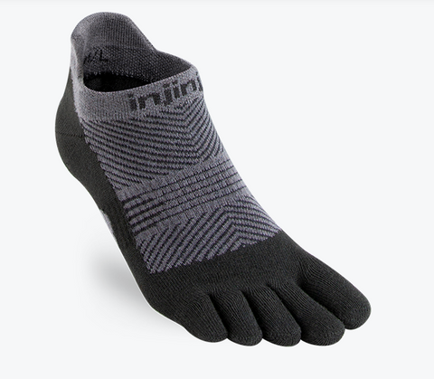 Run Lightweight No-Show Women's - Injinji - Run Republic